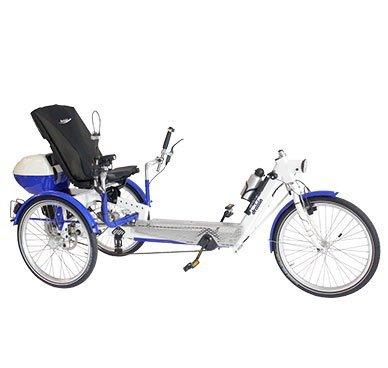3 hjul el vare sykkel