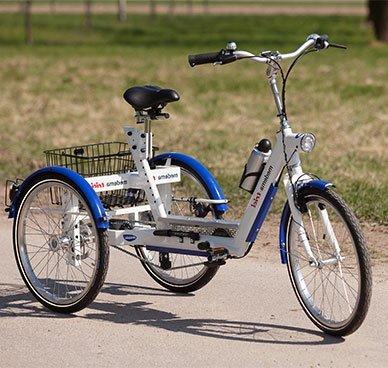 Et hjul sykkel