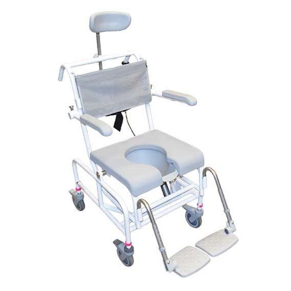 Dusj og toalettstol M2 Tipp
